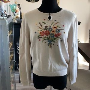 Alfred Dunner Sweater/Top
